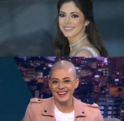 عالم ملكات الجمال يفقد اللبنانية ميشيل الحجل