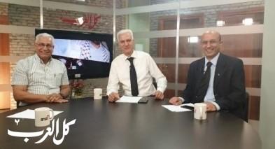 غنايم في مواجهة للـ arabTV: فوجئت من ضعف التجمع