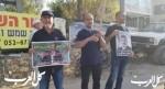 قلنسوة: وقفة احتجاجية بعد وفاة محمد مرسي