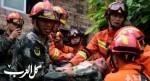 زلزال بالصين بسفر عن مصرع 6 أشخاص وإصابة 75 آخرين
