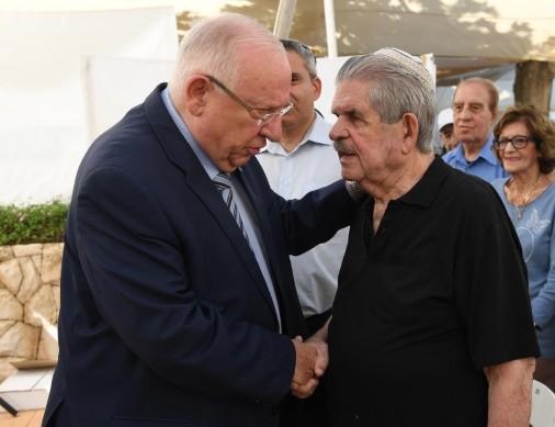 الرئيس الإسرائيلي يهدد حزب الله