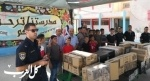 تل السبع: الشرطة تعيد 18 حاسوبا سُرقت من مدرسة