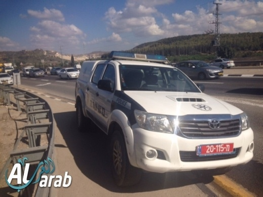 اعتقال مشتبهين من شرقي القدس بإلقاء حجارة على شرطة