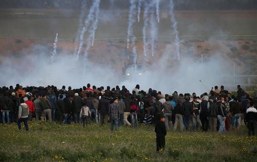 مركز عدالة: إطلاق النار في غزة انتهاك للقانون الدولي