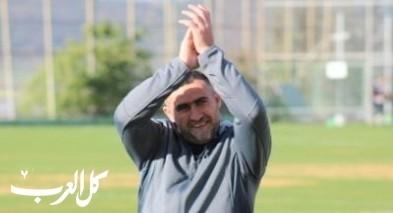 ادارة الأخوة كفرمندا تجدد الثقة بوسيم عباس