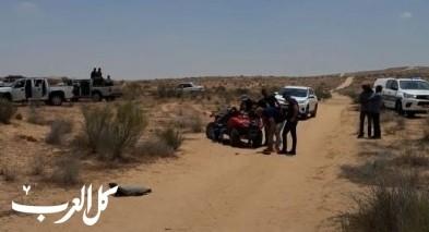 مصرع هاني أبو قردود من النقب والشرطة تحقق