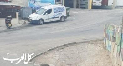 إستمرار أعمال التنظيف في شوارع أم الفحم