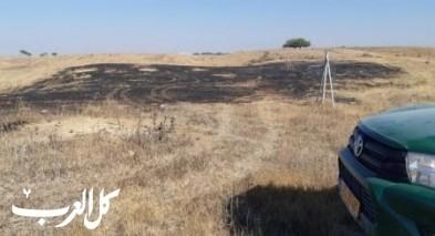 اندلاع ست حرائق في غلاف غزة