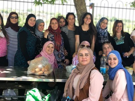 اكسال: رحلة ترفيهية لطاقم الهيئة التدريسية في الرازي