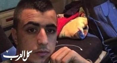 ام الغنم تفجع بوفاة الشاب ابراهيم سعايدة (22 عاما) متأثرا بجراحه بحادث طرق