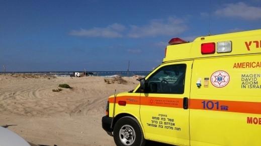 انتشال جثة من أحد الشواطئ في عتليت