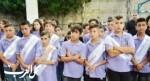 ابتدائية السلام بمجد الكروم تخرج فوجا من طلابها