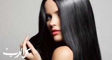 عالجي الشعر المتقصف بالوصفات الطبيعية