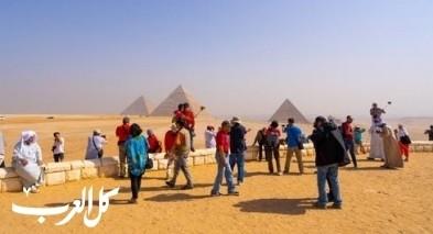 توقعات بزيادة عدد السائحين في مصر بـ50%