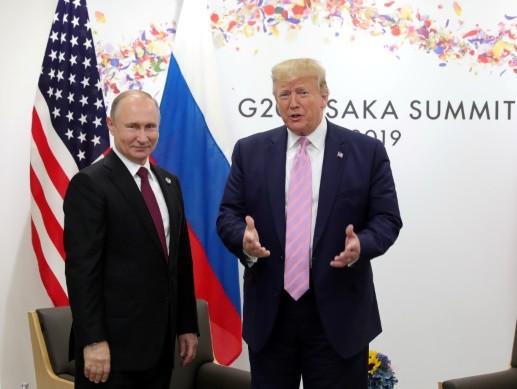لقاء ثنائي بين بوتين وترامب على هامش قمة الـ20