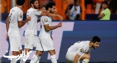 منتخب مصر ينهى دور المجموعات في كأس الأمم