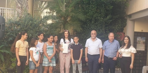 المجد النصراوية الأولى بمسابقة التصوير