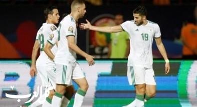 الجزائر تصعق تنزانيا بثلاثية مع الرأفة