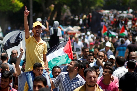 غزة تستعد لجمعة بوحدتنا نسقط المؤامرة