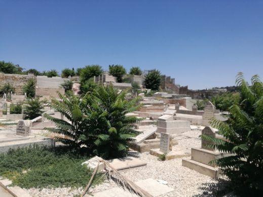 أزمة المقابر بالقدس: فتوى شرعية بجواز بناء طابق ثانٍ