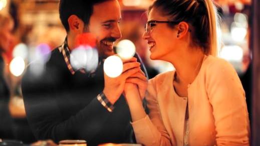 الأفعال المستحبة في أول لقاء غرامي