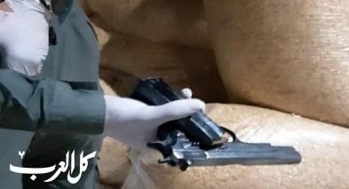 طمرة: اتهام شاب بحيازة سلاح وذخيرة غير قانونية