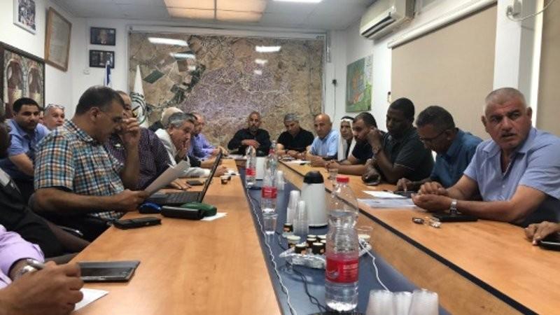 رئيس بلدية رهط يطرح حلًا لأزمة الائتلاف