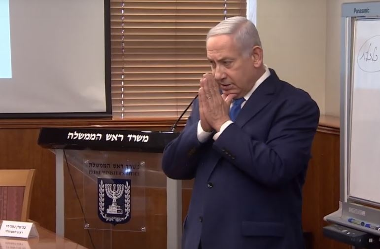رئيس الوزراء نتنياهو يلتقي طلاب كلية الأمن القومي