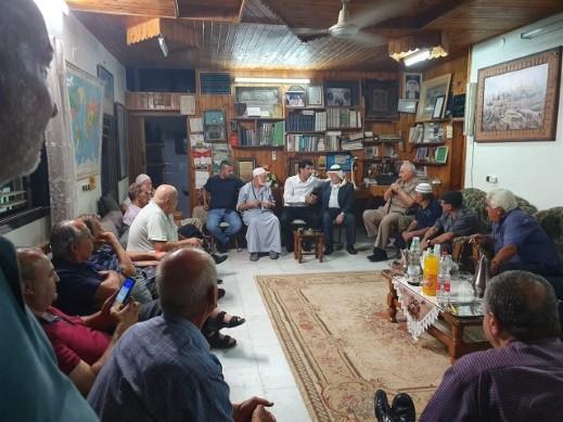 رئيس بلدية باقة الغربية ابو مخ يعلن عن عدم ترشحه