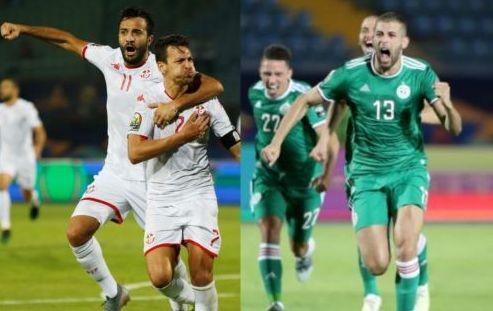 كأس الأمم الأفريقية: آمال أخيرة لتأهل تونس والجزائر