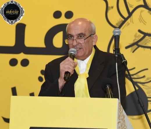 غسان عبدالله: لن نشارك بمؤتمر للاعلان عن المشترك