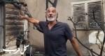 عادل الشيخ خليل من عرعرة: الحريق تسبب بأضرار