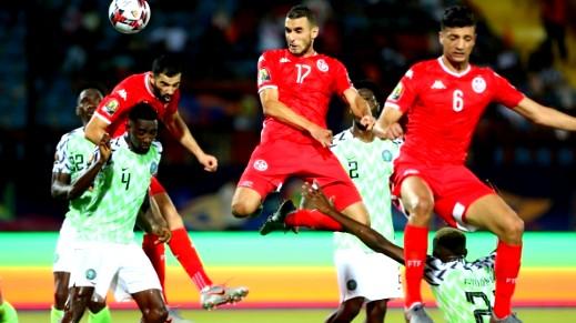 نيجيريا تهزم تونس بهدف وتخطف المركز الثالث