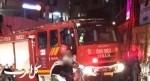 اندلاع حريق في صناديق البريد في نحف