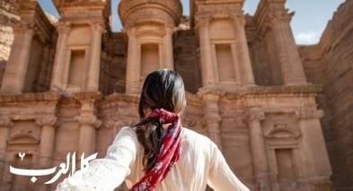 ارتفاع إيرادات الأردن السياحية بـ8.3%