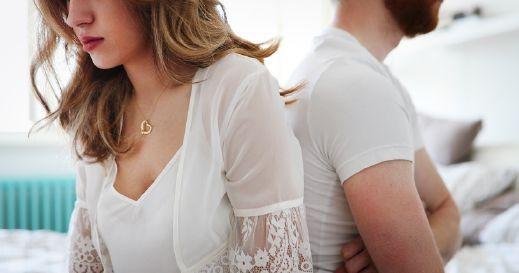 الحركات والتصرفات تفضح الزوج الكاذب