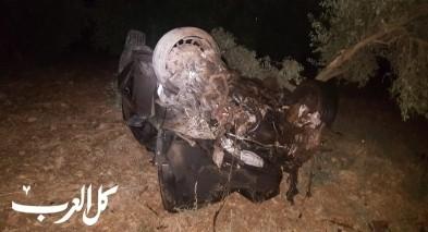 ابو سنان: اصابة شاب وزوجته بجراح متوسطة وطفلهما
