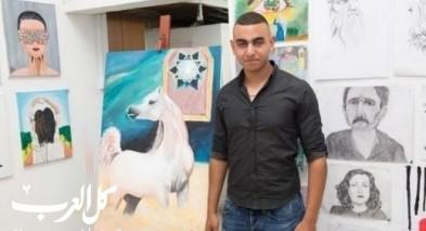 يافة: مركز المرسم يفتتح معرضه الفني