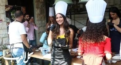 تنوفا تقيم ورشة تحلايات صيفية في حيفا