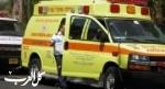 صفد: إصابة طفلة جراء انسكاب مياه مغلية عليها