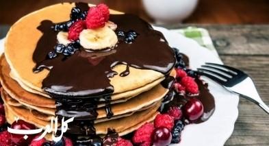 بان كيك بالشوكولاطة.. طعم ولا أشهى
