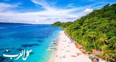 الفنادق الأكثر رومانسية في جزيرة بوراكاي الفلبينية