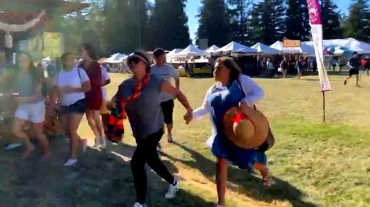 كاليفورنيا: قتلى وجرحى جراء إطلاق نار بمهرجان