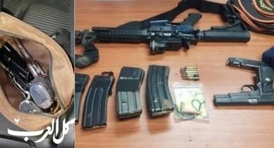 ضبط 3661 سلاح غير قانوني 80% بالمجتمع العربي