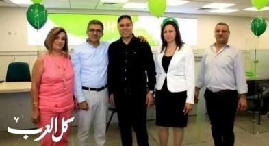 مركنتيل يحتفل بافتتاح فرعه المجدّد في ديرحنا