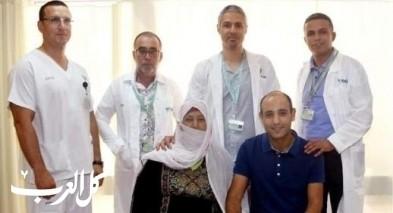 طبيب من النقب يتبرع بكليته لوالدته