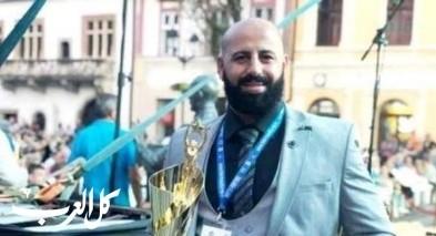 الفنان صالح شامي يقطف جائزة الأوسكار للفلكلور