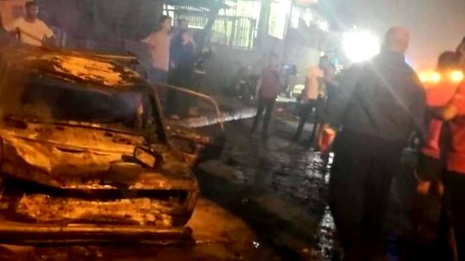 مصر: مقتل 18 وإصابة 33 في انفجار وسط القاهرة