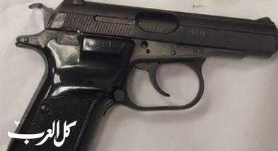 جديدة المكر: اعتقال مشتبه (35 عاما) بعد ضبط مسدس