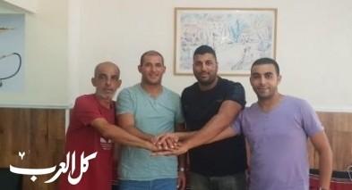 ادارة مكابي يافة الناصرة تجدد الثقة بمؤيد لوابنة